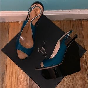 Hey Everyone! I am selling Vintage Giuseppe Wedges